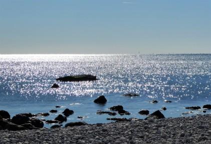 Sparkling Atlantic in late November