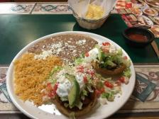 Mexican Dinner in Elko, Nevada