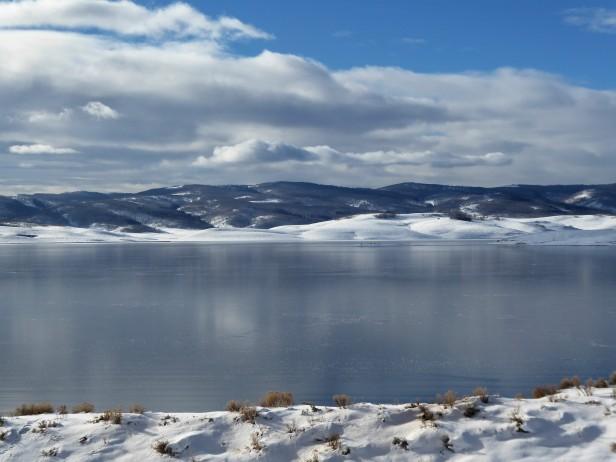 Strawberry Reservoir, Utah