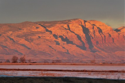 Crossing Utah