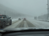 Slow and steady on I-70 Eastbond