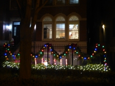 Feeling a lot like Christmas on Chicago's North Side