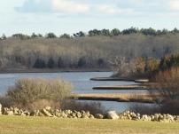Slocum's River, Dartmouth, Massachusetts