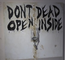 The original doors from the series' first episode