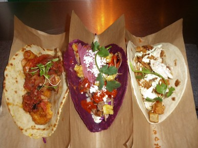 Tacos without borders... Velvet Taco, Dallas