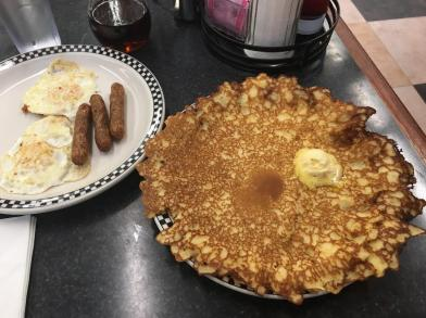 Still the best pancakes in the USA: Pamela's