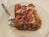 Bread pudding, not Carl's pudding... :)