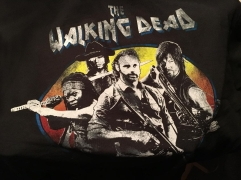 My purchase at The Walking Dead store