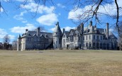 """If you raced home from school every afternoon from 1966 to 1971 you know this place: Collinwood, from TV's """"Dark Shadows"""", now owned by Salve Regina College in Newport"""