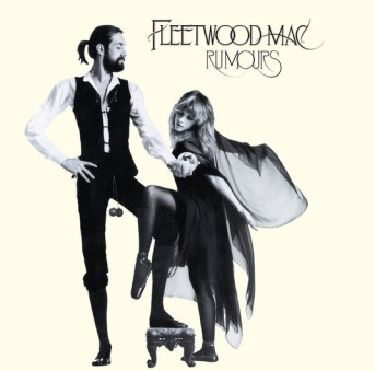 The famous cover of Rumours