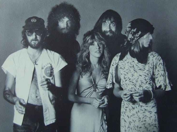 Fleetwood Mac Rumours Back