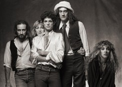 Fleetwood Mac during the Tusk years