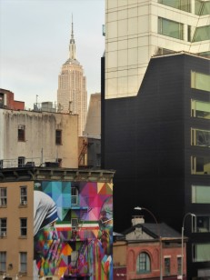 Chelsea and the Empire State from the Highline