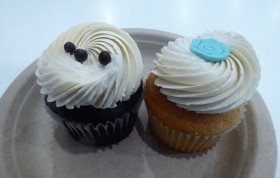 Cupcakes from Empire Cakes