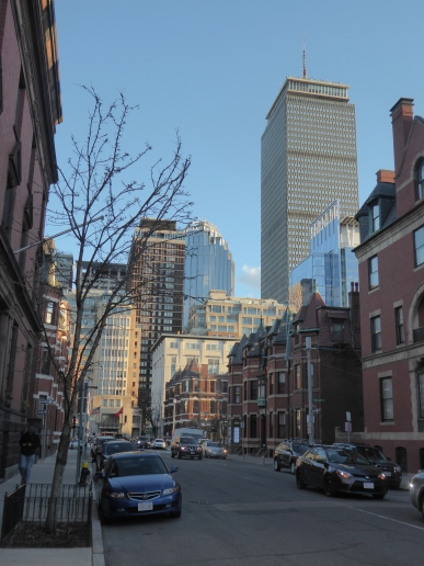 Boston's dynamic skyline