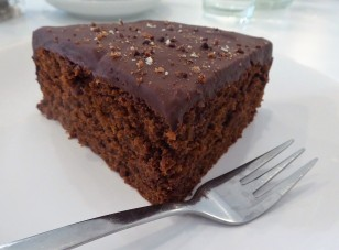 Chocolate Orange Cake at The Cake Tree