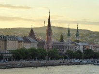 The towers of Buda
