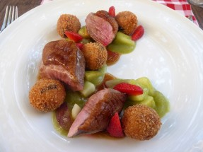 The best duck dish EVER