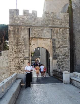 Ploče Gate, Dubrovnik
