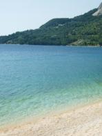 My beach at Drasnice