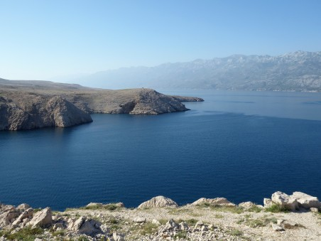 The otherworldly Pag Island