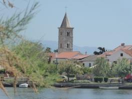 The Village of Nin, Croatia