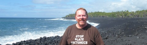 My one man campaign to solve the Big Island's volcanic woes...
