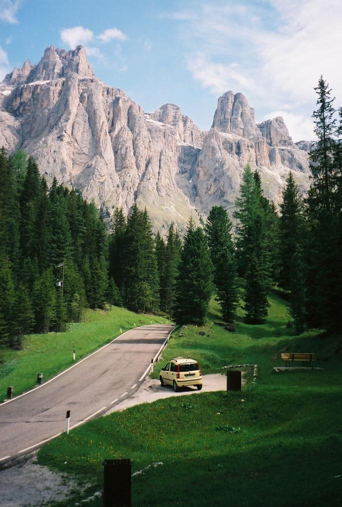 Dolomiti Road