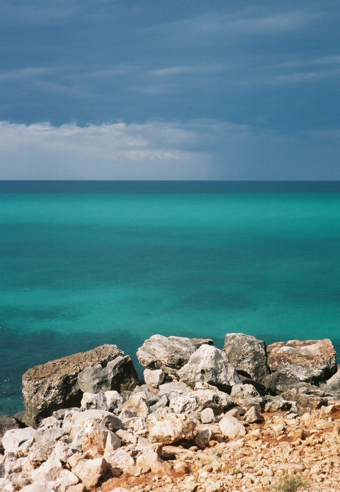 The Adriatic Coast, Puglia, Italy