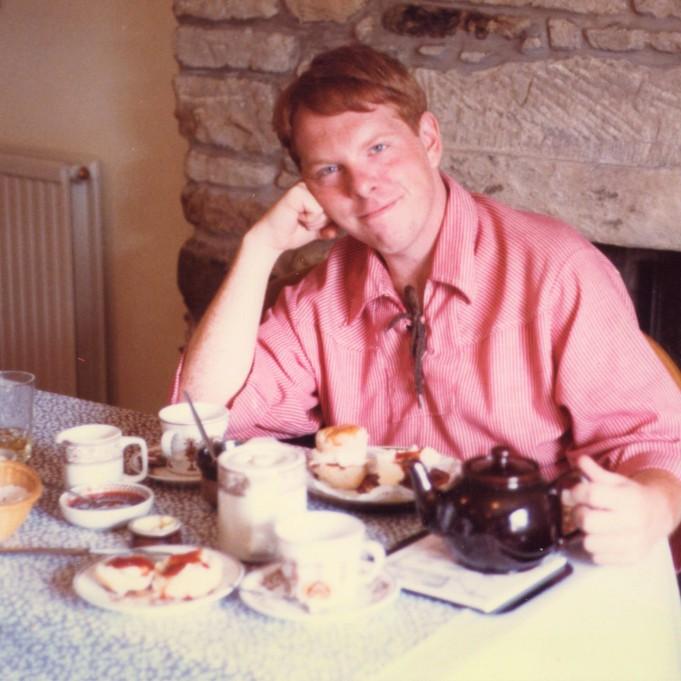Scones in Scotland, 1987