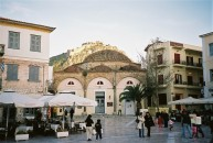 Monsastiraki Square
