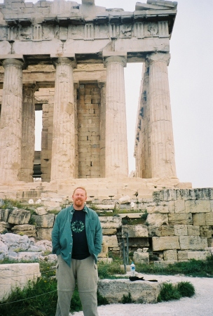 The one and only Parthenon