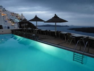 The pool at the Panorama