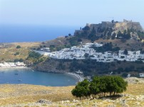 Old Town, Lindos