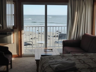 Room with a view, Wells, Maine
