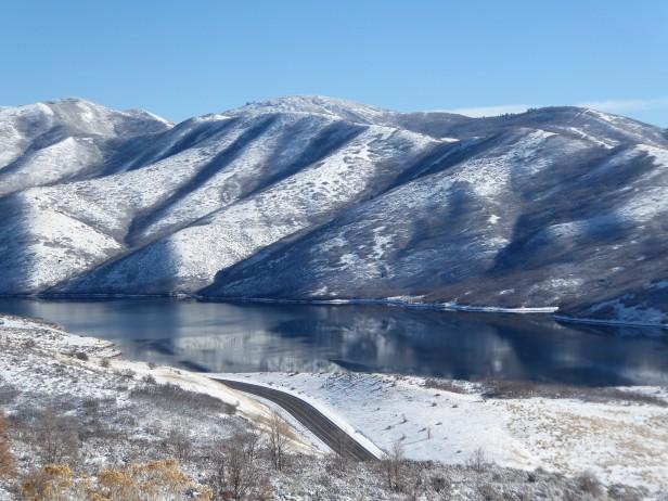 Idyllic Northeastern Utah