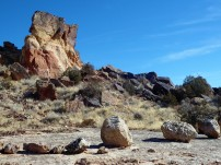 Hiking in Canyons of the Ancients