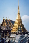Temple at Bangkok's Grand Palace