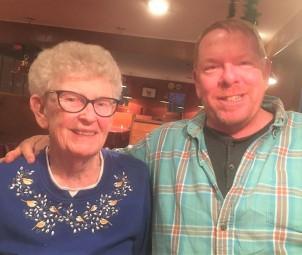 Mom and Matt
