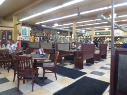 Pamela's Millvale location in the historic Lincoln Pharmacy