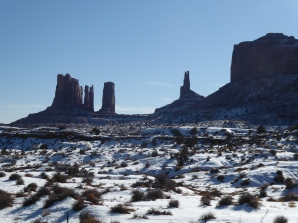Monument Valley, Utah/Arizona border