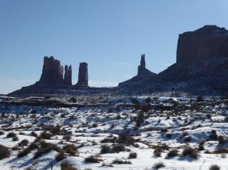 Monument Valley, Utah/Arizona border