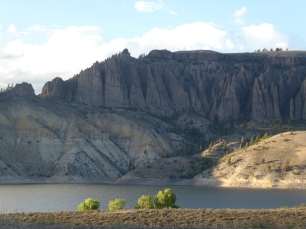 Gunnison Reservoir