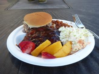 Memphis Barbecue...